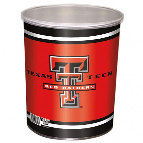 Texas Tech Red Raiders 1 Gallon Tin