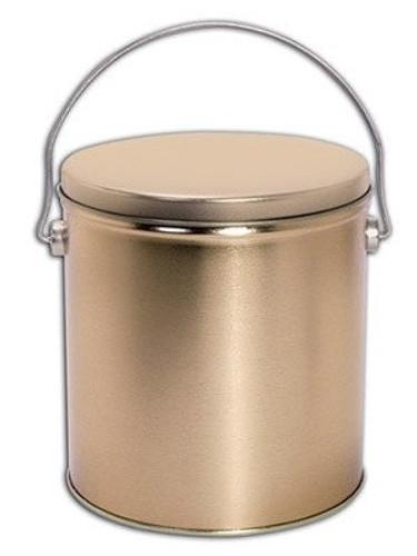Solid Gold 1 Gallon Tin