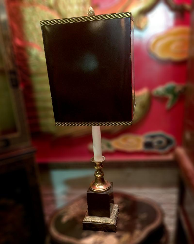 Black Vintage Lamp