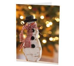 """""""Snowman"""" Card"""