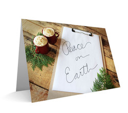 """Peace on Earth"" Card"