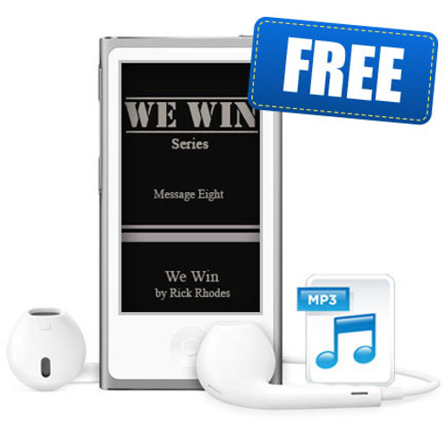 """Message 8 - """"We Win"""" - """"We Win"""" Series"""