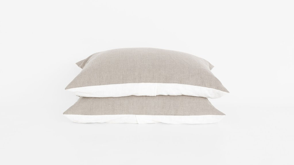 Linen Pillow Slips