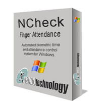 NCheck PC Fingerprint & Face Attendance Software