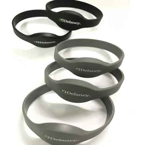 Customized EM (RFID) Wristbands