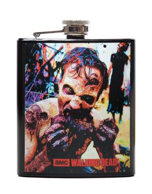 The Walking Dead Zombie flask