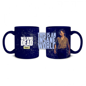 The Walking Dead Insane World 20 oz mug