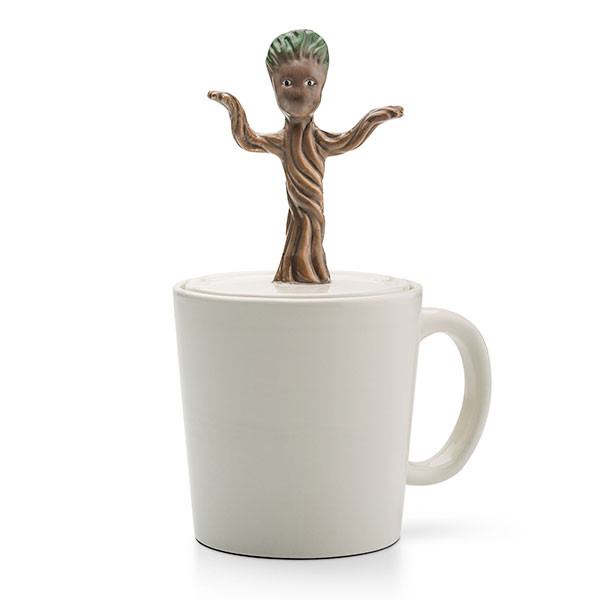 "GUARDIANS OF THE GALAXY ""BABY DANCING GROOT"" moulded 16 oz mug"