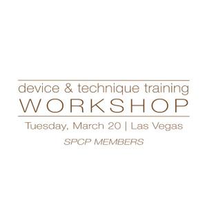 SPCP Members Device & Technique Training Las Vegas March 20, 2018