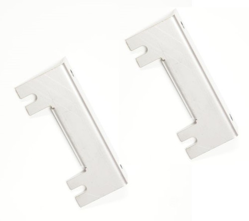 10. ROOF BOX HARNESS CLAMP STAINLESS (PAIR)