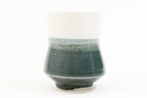 Blue Yunomi Split Cup