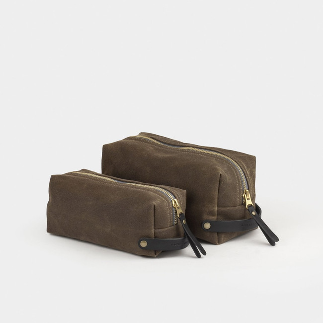 Dopp Kit - Tan