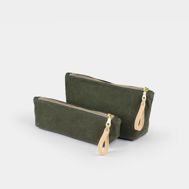 Zip Bag - Olive