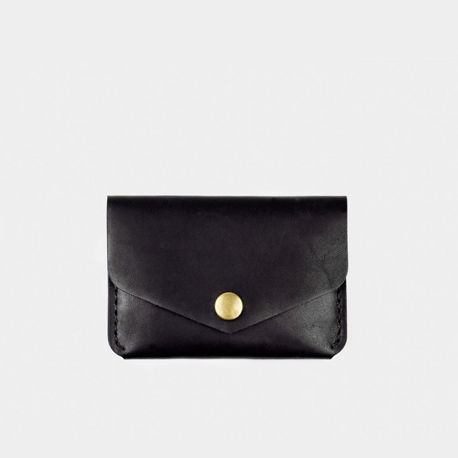 Snap Wallet - Black