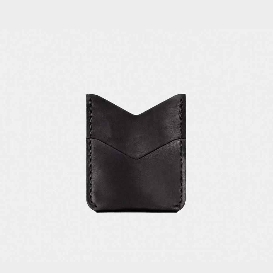 Slash Wallet Black Dublin