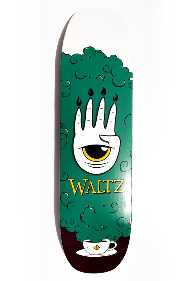The Fuel - Waltz Freestyle Deck