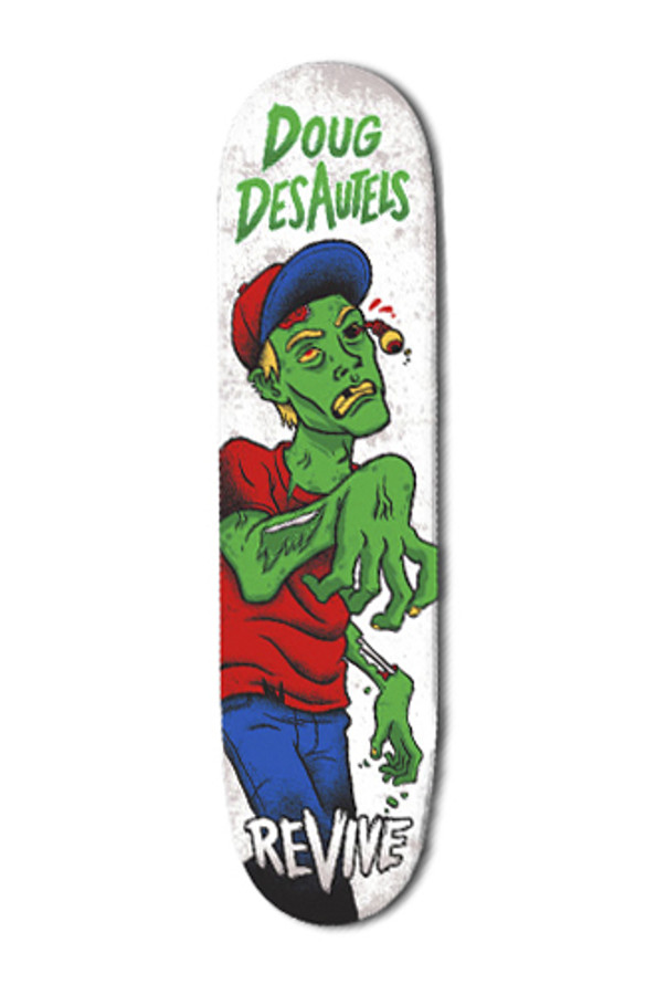 Doug Des Autels Zombie - Deck