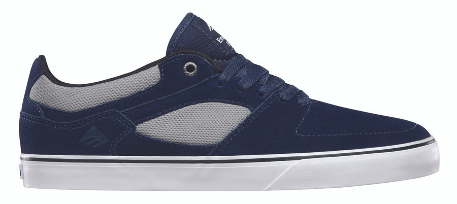The Hsu Low Vulc - Navy/Grey