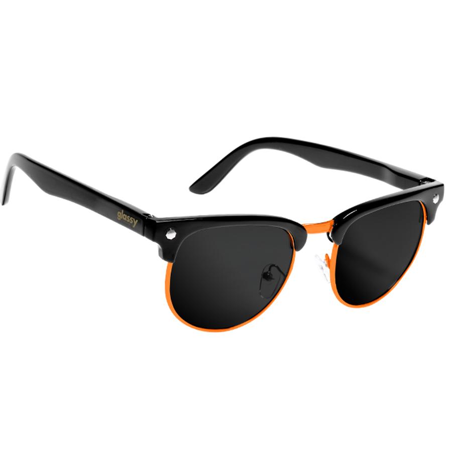 Morrison - Black/Orange
