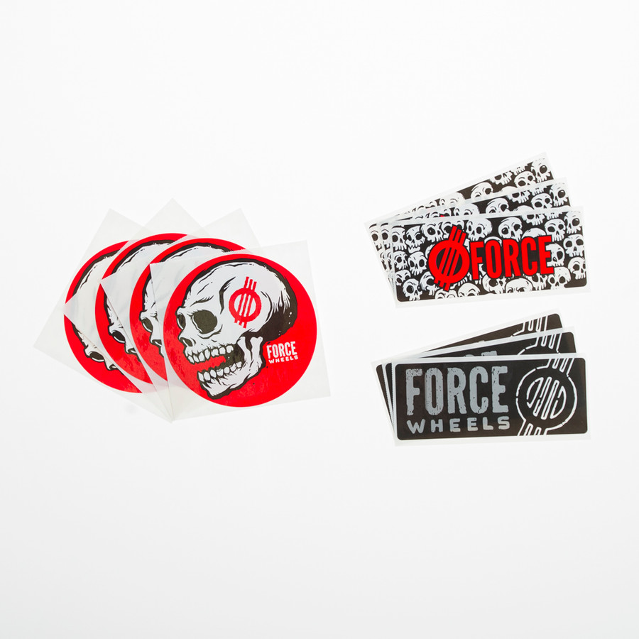 Sticker Pack - Rough