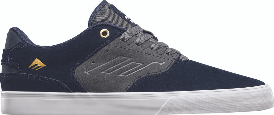The Reynolds Low Vulc - Navy/Grey