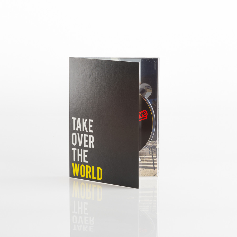 TAKE OVER THE WORLD - DVD