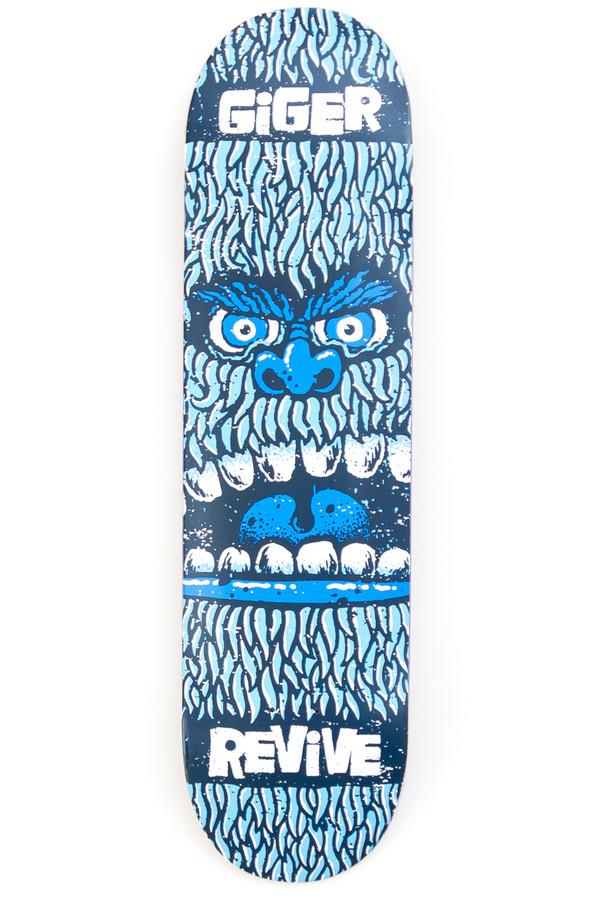 Jonny Giger Monster- Deck