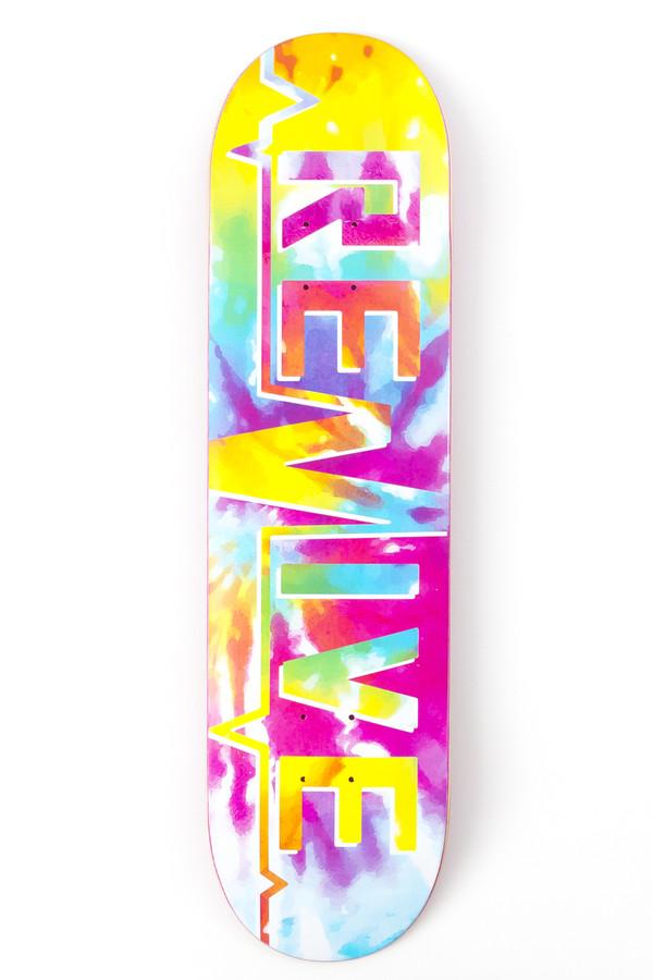 Tie Dye Lifeline 18' - Deck