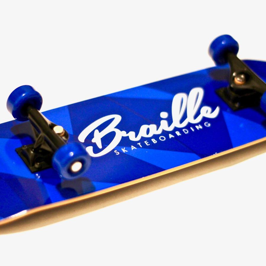 Braille - Handboard