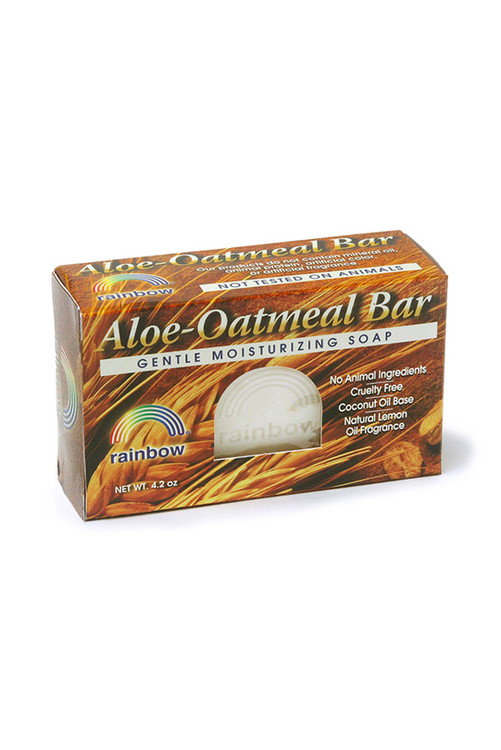 Aloe Oatmeal Bar Soap       **Sale Buy 3 Get 1 Free **