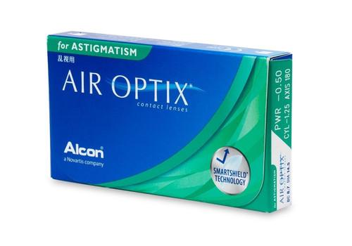 Air Optix for Astigmatism 3 Pack
