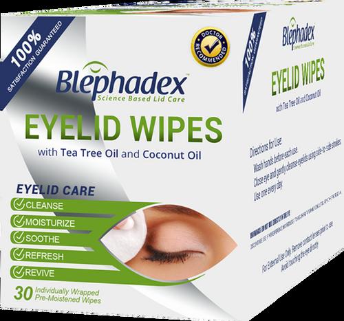 Blephadex Wipes