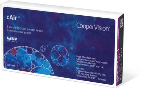 CooperVision cAir Fortnightly 6 Pack