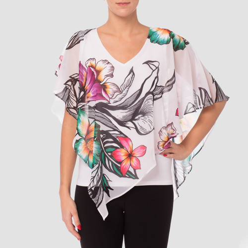 Orchid Flower Top