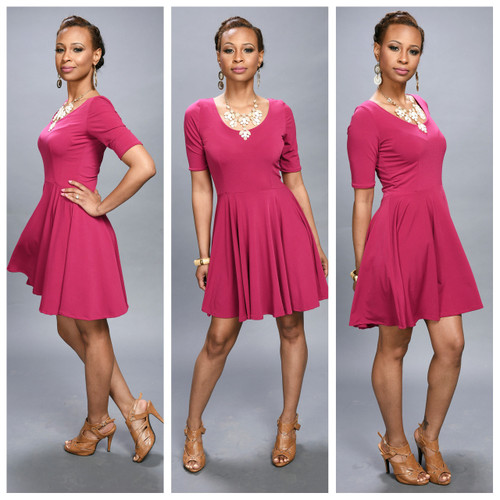 Dasia Dress