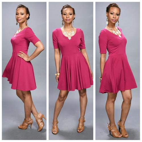 Dasia Dress