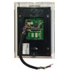 ACCESS CONTROL BLACK WITH CLEAR BORDER CARD READER - 356-3102 rear view