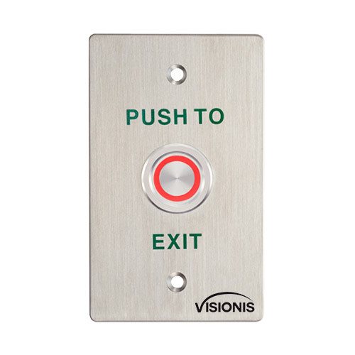 OUTDOOR WEATHER AND WATERPROOF EXIT BUTTON STANDARD SIZE FOR DOOR ACCESS CONTROL WITH LED LIGHT  sc 1 st  Security Camera Access Control & OUTDOOR WEATHER AND WATERPROOF EXIT BUTTON STANDARD SIZE FOR DOOR ...