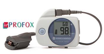 Konica Minolta Pulsox-300i Pulse Oximeter Kit - R204P18