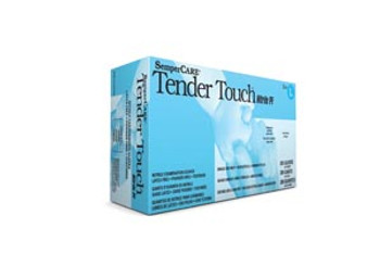Sempercare Tender Touch Nitrile Exam Gloves, Large