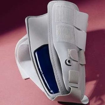 Ossur Eclipse Gel Ankle Brace Inside