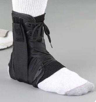 Exoform SPEED BRACE Ankle Brace w/Straps