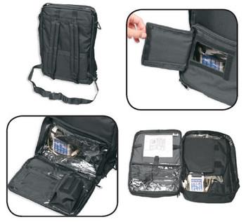 Medical Carrying Case for SAB inside