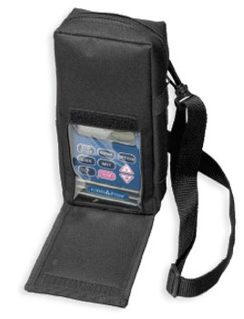 Medical Carrying Case for CADD PRISM 50-100 ml - open