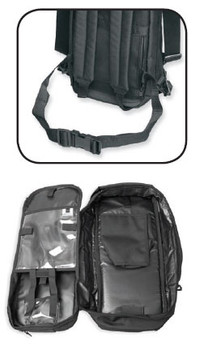 Medical Carrying Case for Curlin 2-Liter - opened