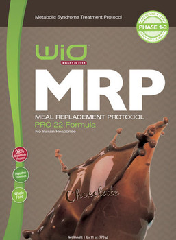 MRP Meal Replacement Shake - Chocolate PRO 22