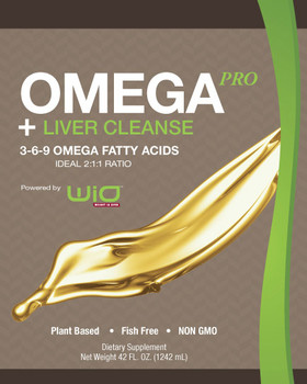 Omega Pro + Liver Cleanse