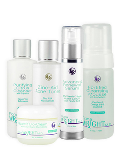 Enjoy the age-reversing benefits of this system which will assist in alleviating irritation while providing water-based moisture and a youthful complexion.