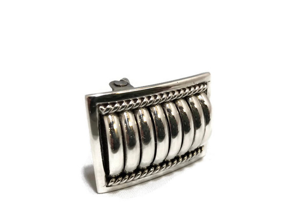 Chaco Canyon Thomas Charlie Belt Buckle