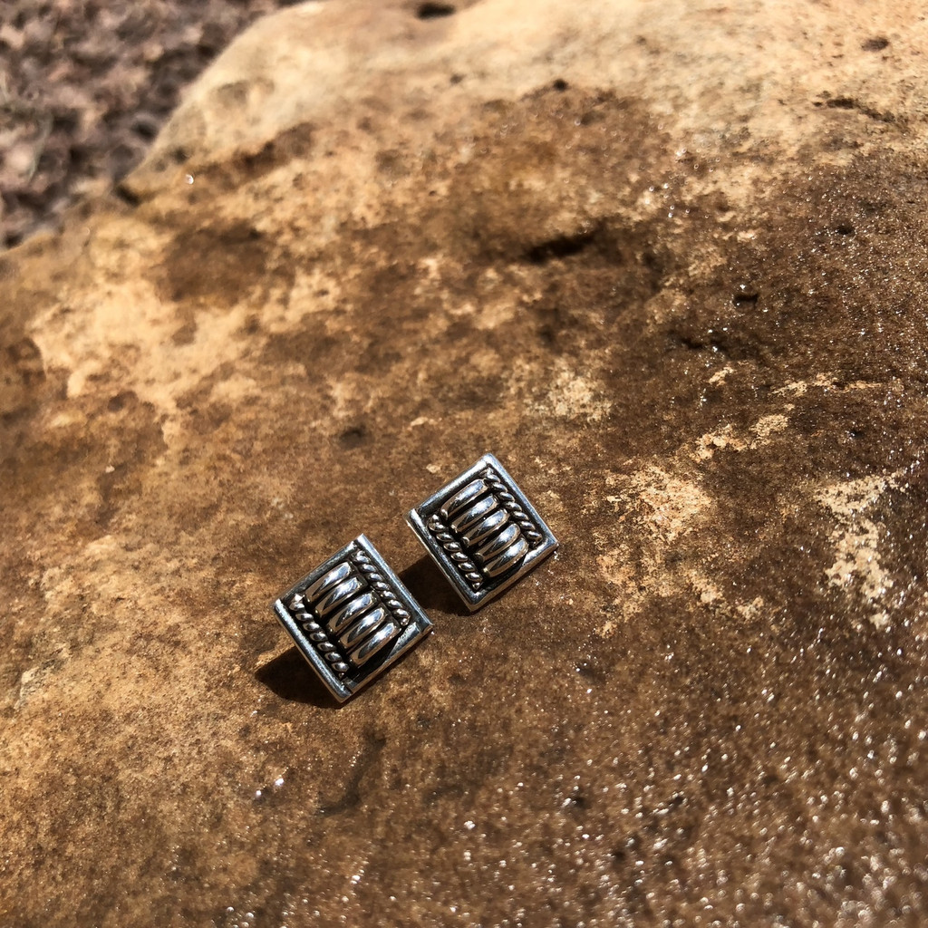 Chaco Canyon Thomas Charlie Small Earrings